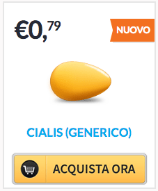 acquistare cialis generico
