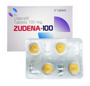Zudena Udenafil 100 mg